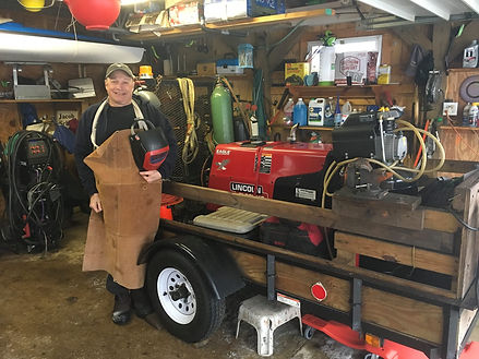 on demand welding Rich