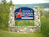 welcome to onekama