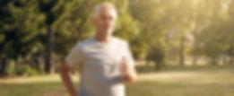 chiropractic patient jogger