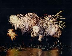 fireworks onekama days