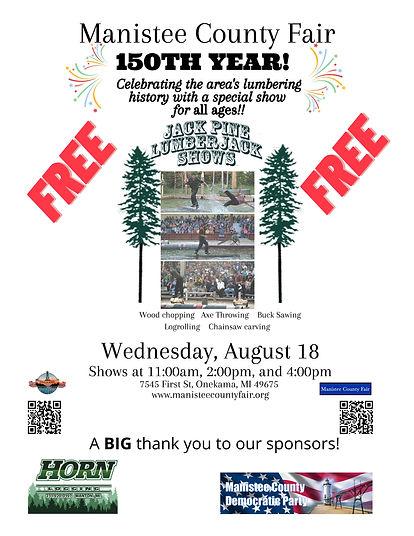 FINAL Manistee County Fair Lumberjack Show Flyer v6.jpg