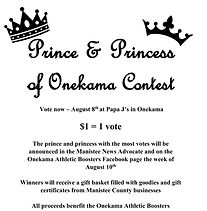 Onekama Days - Prince & Princess    Cont