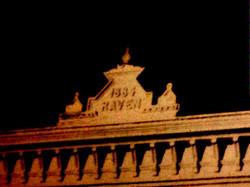 raven signage