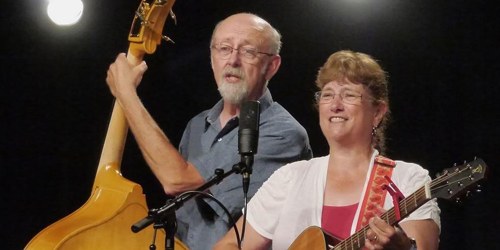 Ruth & Max Bloomquist - Log Cabin Concert