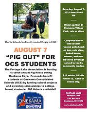 FINAL Flyer for Pig Roast August 7  2021