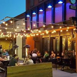 raven brewing outdoor seating
