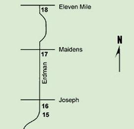 onekama historic sites map 2