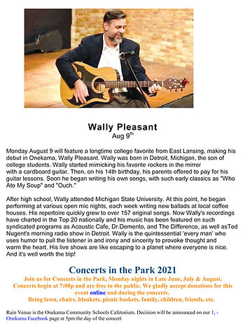 Wally Pleasant   onrkama days 2021.jpg