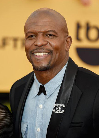 Terry Crews in Chanel
