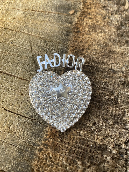 Hearts of Love (Silver)