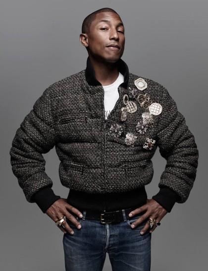 Pharrell in booches!