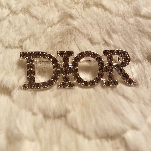 Dior Bling (Silver)