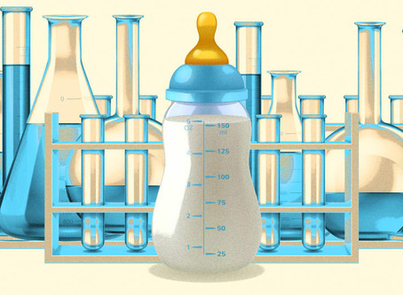 Fast Company: Scientists have figured out how to grow breast milk in a lab