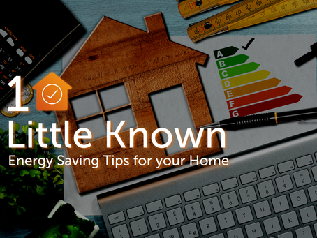 10 Little Known Energy Saving Tips for Your Home