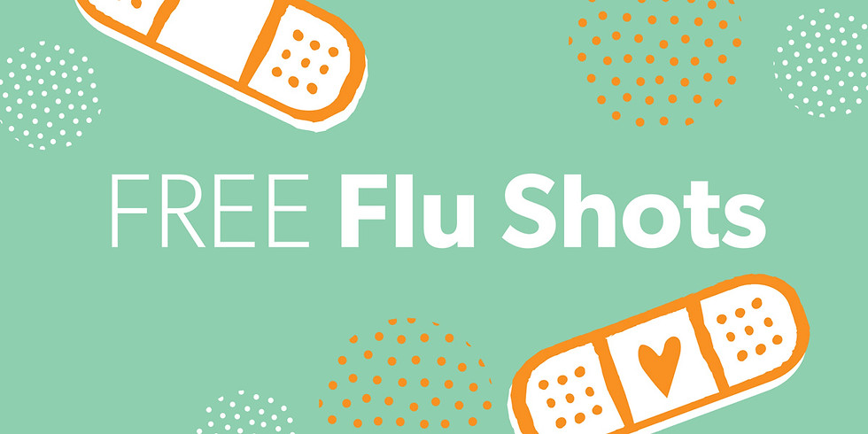 Free Flu Shots at Lake Berryessa Senior Center