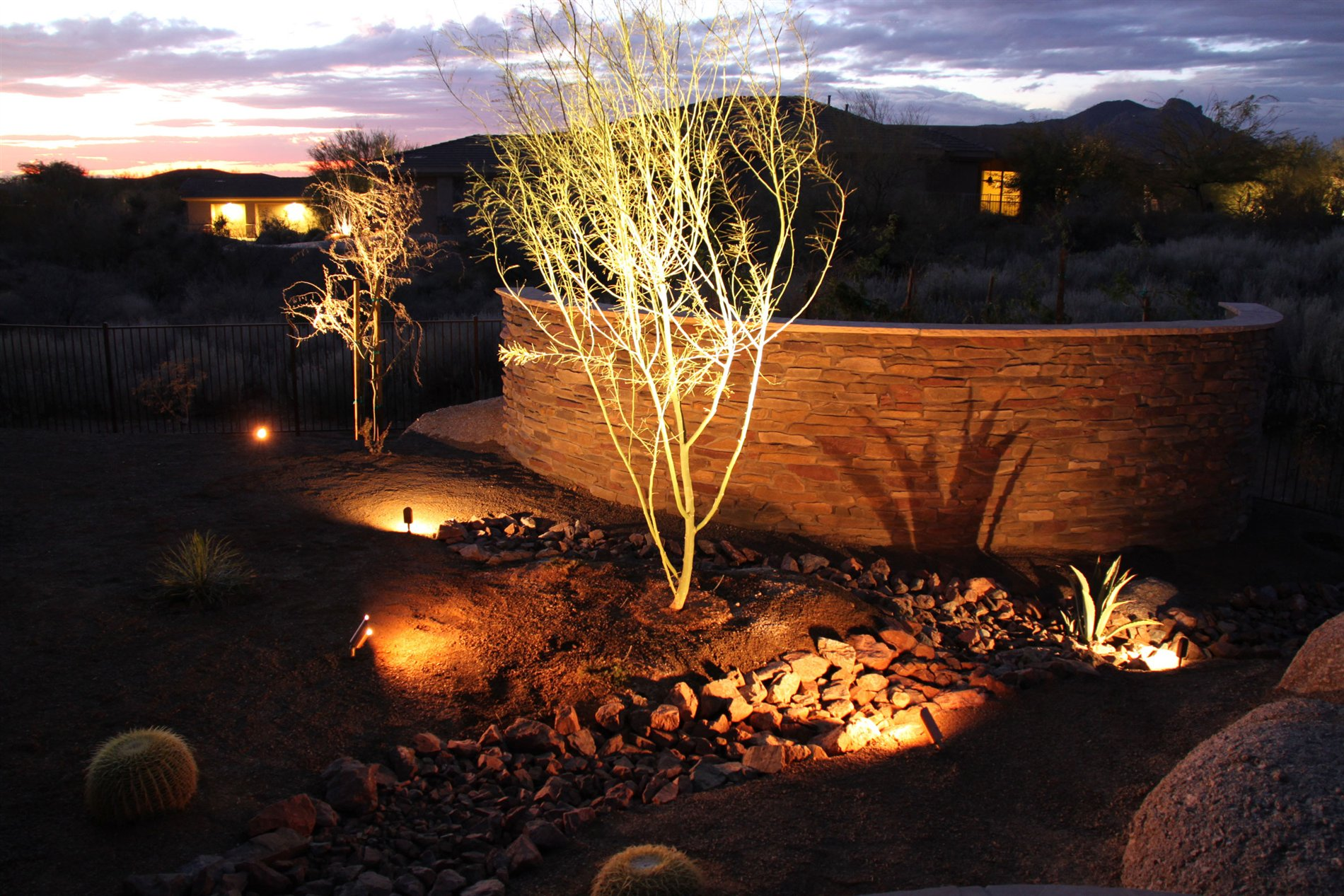 Environmental Conscious Lighting