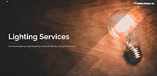 Lighting Services