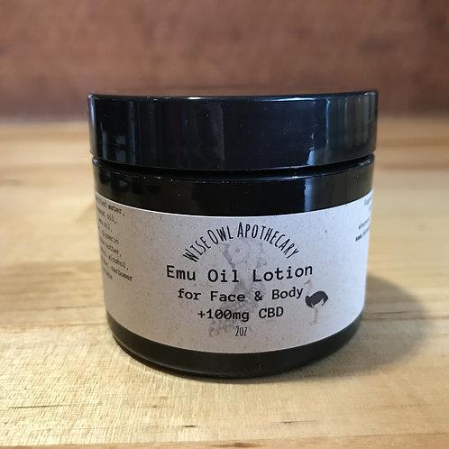 Emu Oil Face & Body Lotion