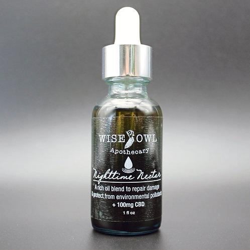 Nighttime Nectar Facial Oil
