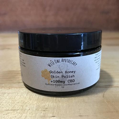 Golden Honey Skin Polish