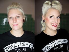 Make Up Jennifer Hans Hair Make Up Artist