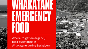 WHERE TO GET EMERGENCY FOOD ASSISTANCE IN WHAKATANE