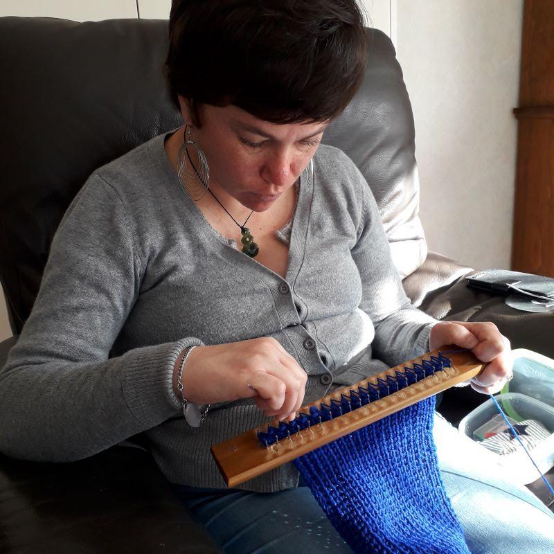 Toni Knitting