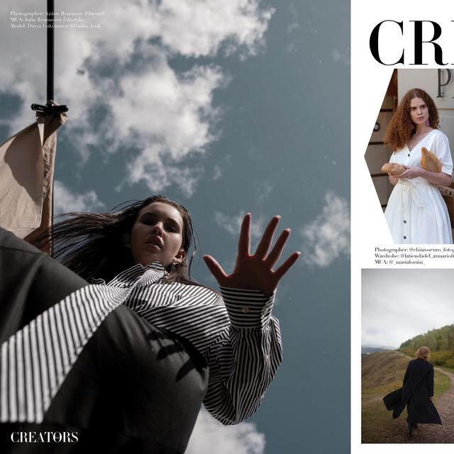 Creators Magazine