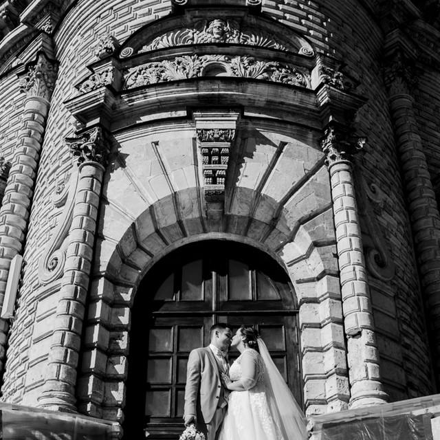 Свадебная фотосессия Подольск