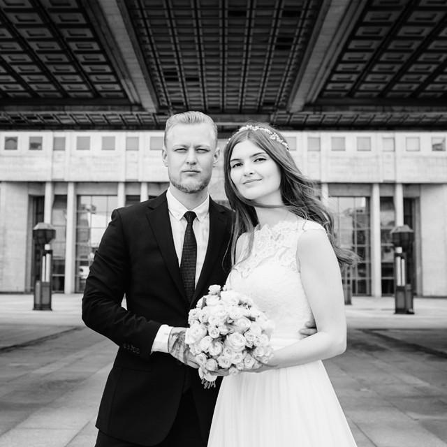 Свадебная фотосессия РАН