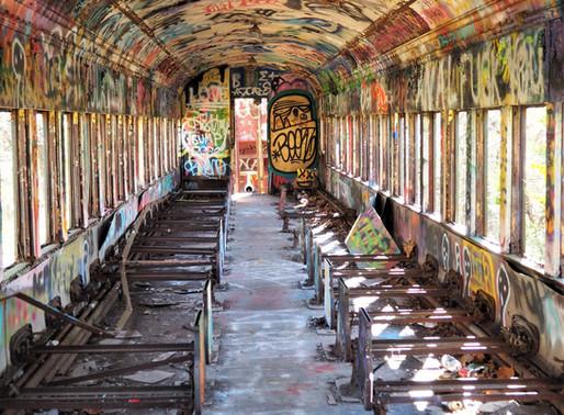 Legend Has It ... Abandoned Rail Cars?