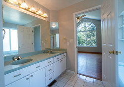 Master Bath and Bed