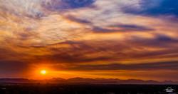 Lakewood CO sunset