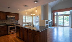 Kitchen and Great Room