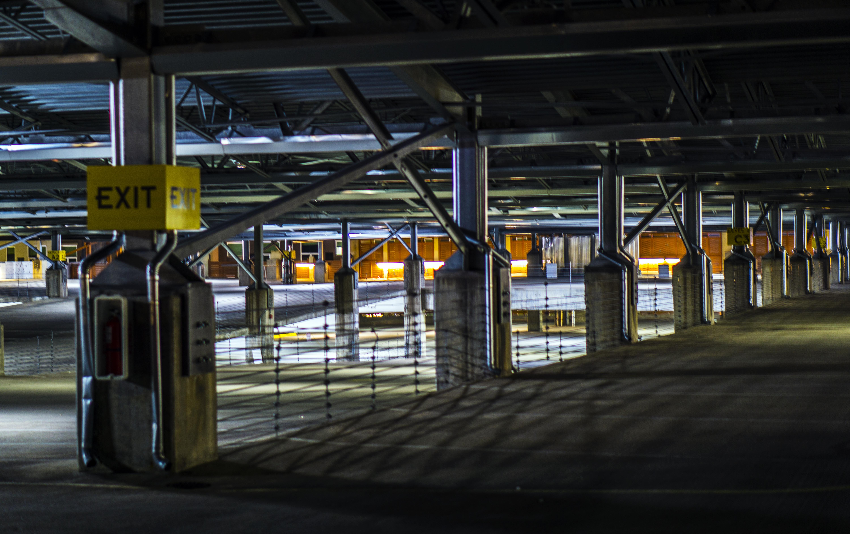 Parking Garage Vibe