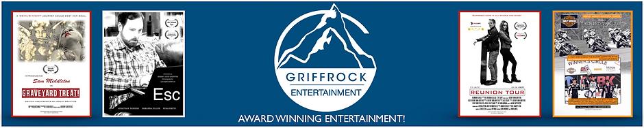 Griffrock Entertainment amazon banner 30