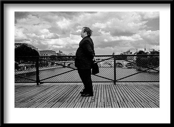 Solitude over Seine