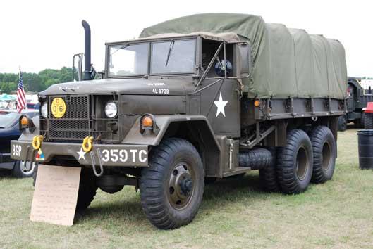 Vietnam Era Military Vehicles