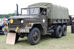 Vietnam Era Military Vehicles