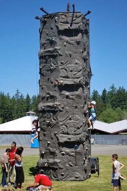 Climbing Wall For Kids