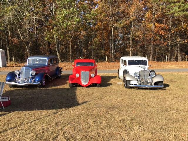 1930's Vintage Cars