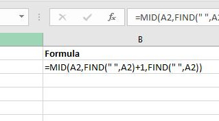 MID Formula