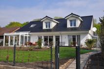 Projekt: Einfamilienhaus