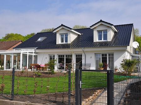 Umgestaltung und Sanierung Einfamilienhaus