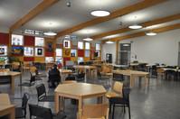 Projekt: Neubau Mensa an ein Gymnasium