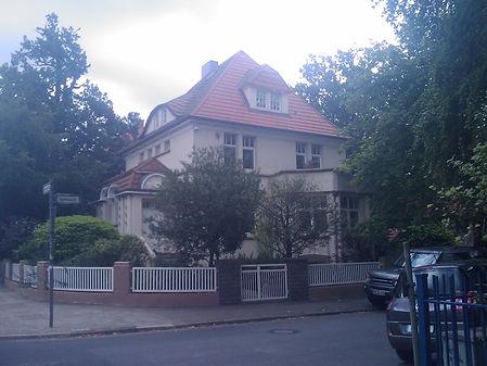 Sanierung und Umbau einer Villa
