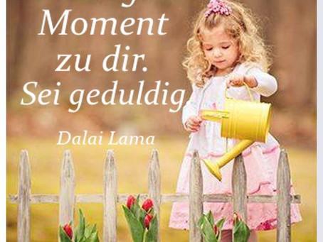 Der richtige Moment