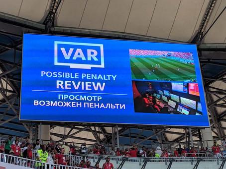 L'arbitrage vidéo élimine la Juve de C. Ronaldo, en faveur du FC Porto