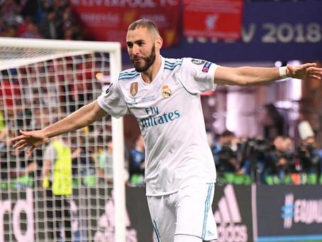 Karim Benzema devant Mbappé dans la course au Ballon d'Or 2021