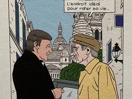 Le piéton Cioran & Louis Nucéra